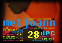 Meljoann Video Launch and  Live Show